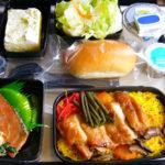 JALでグアムへ行こう!JALの機内食についてご紹介します!