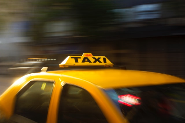 グアム タクシー 料金