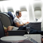 ユナイテッド航空ビジネスクラスでグアム旅行!堪能したい機内食をご紹介!